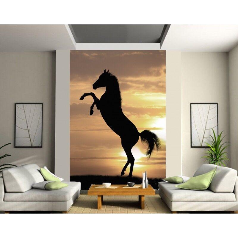 Aufkleber Riesig Deko   Pferd 1311