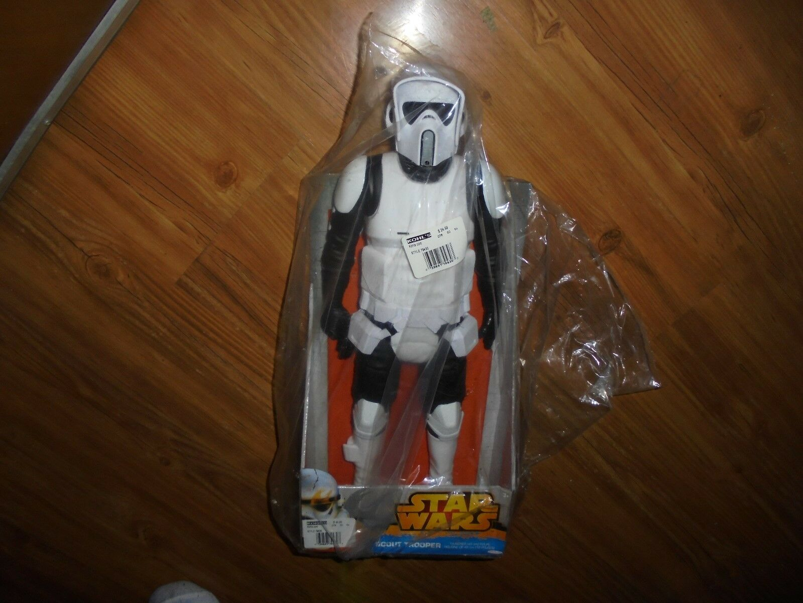 Star - wars - 18 - zoll -  scout trooper  action - figur jakks 2014