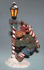 "Boyds Bears ornament ""Maynard Lickenstick"" #36911 Christmas moose 2002 NIB"