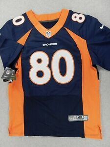 Details about NWT Denver Broncos NFL On Field Stitched Football Jersey (#80 Davis) Size 48