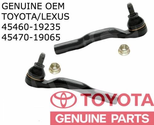 Toyota SUPRA SOARER SC JZ UZZ OEM Genuine Pair Tie Rod End Car Parts from JAPAN