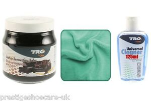 300ml Leather Colour Restoration Cream Amp Cleaner Car Seat