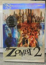 Zombi 2 (DVD 2004 2-Disc 25th Anniversary Special Edt) VERY RARE 1979 BRAND NEW