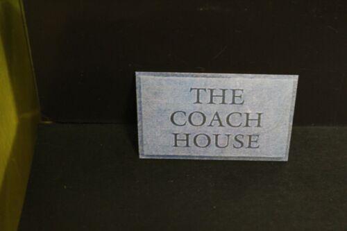 signo de Metal Sign = House Casa De Muñecas