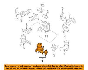 Toyota Oem 0710 Siennaengine Motor Mount Torque Strut 123600p050. Is Loading Toyotaoem0710siennaenginemotormount. Toyota. 2000 Toyota Sienna Engine Support Diagram At Scoala.co