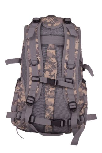 Double Strap Camping Hiking Military TacticalTrekking Assult Molle Backpack Bag