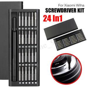 Wiha 25 in 1 Multi-purpose Precision Screwdriverr Set Aluminium S2 Steel Repair