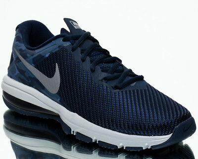 Nike Air Max Full Ride TR 1.5 Men Obsidian Metallic Cool Grey 869633 401 | eBay