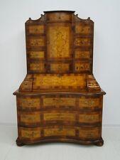 5150D-Tabernakel-Sekretär-Tabernakel-Barockstil Tabernakel-Stilmöbel-Schreibmöbe