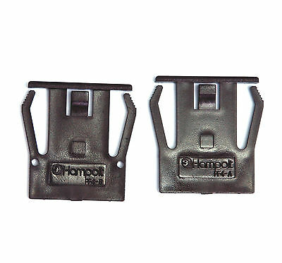 20pair Plastic BCD Switch L & R Covers PF4 (PF4-A PF4-B) for PF44 Switch Hampolt
