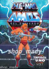He-Man y los Amos del Universo Primera Temporada en Español Latino Volumen 1