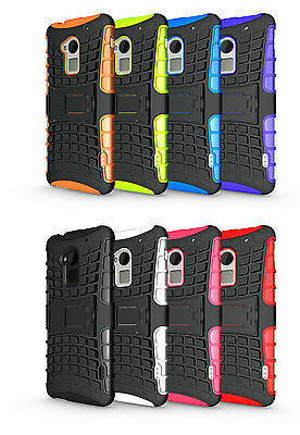 New Rugged Shock Proof Heavy Duty Tough Hard Stand Case Cover For Mobile Phones