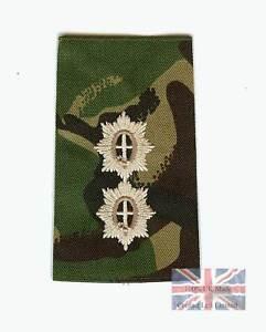 PAIR-British-Army-Guards-Lieutenant-RANK-SLIDES-Foot