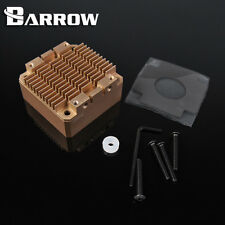 Barrow DDC Pump Gold Housing Heatsink Mod Kit  Water cooling