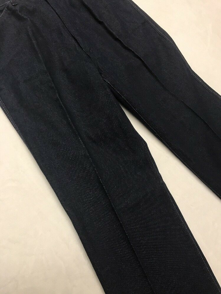 RARE Vintage 70s Jeans Deadstock Wide Leg High Wa… - image 8