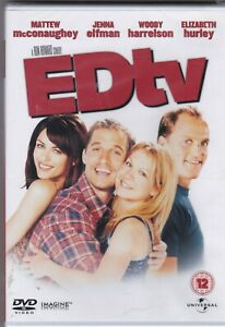 Brand-New-WS-DVD-EdTV-Collector-039-s-Edition-Matthew-McConaughey-Jenna-Elfman