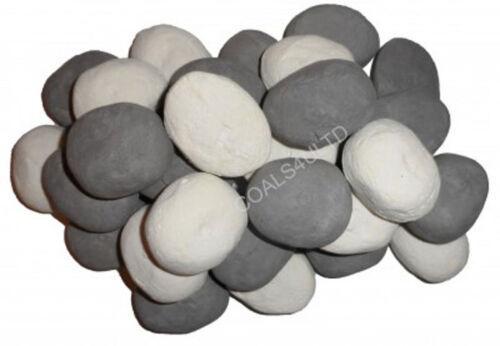 Le gaz de remplacement pebbles universel céramique pierres gaz charbon feu gallois made