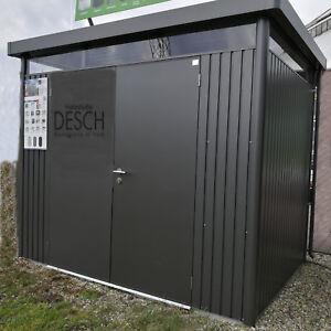 biohort highline gartenhaeuser geraeteschuppen gartenhaus