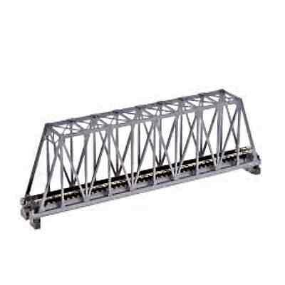 "Kato 20-432 248mm 9-3//4/"" Truss Bridge N Scale Gray"