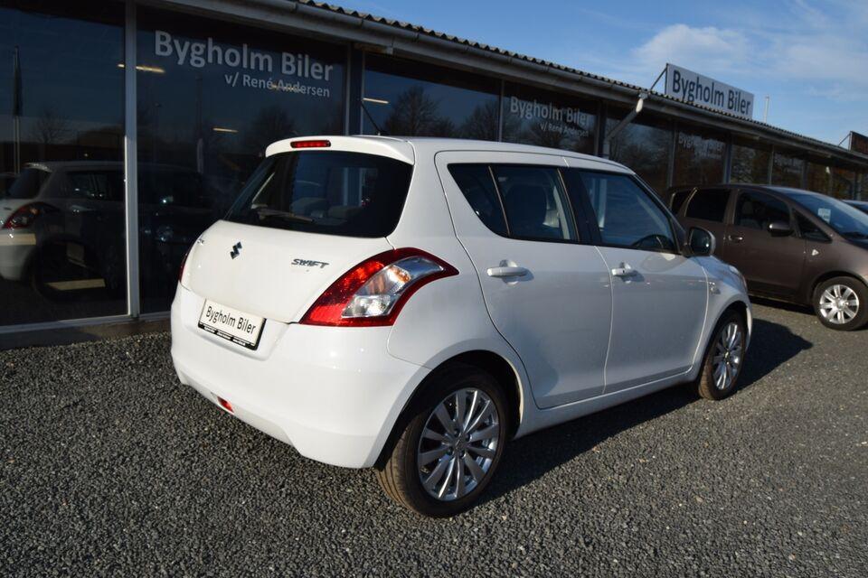 Suzuki Swift 1,2 GL ECO+ Aircon Benzin modelår 2012 km