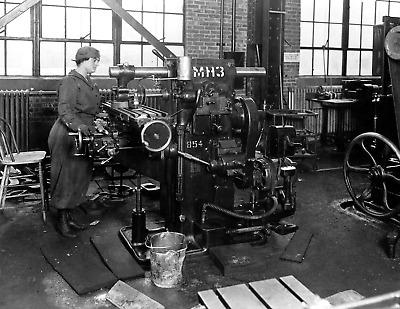 Kansas State University Vintage Old Photo 8.5 x 11 Reprint 1914 Advanced Dress Making Class