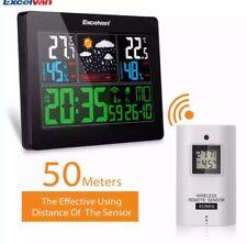 EXCELVAN Wifi Wireless Stazione Metereologica Meteo Temperatura Umidità