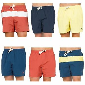 Mens Springfield Quick-Dry Swim Shorts Summer