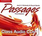 Passages Level 1 Class Audio CDs (3) by Jack C. Richards, Chuck Sandy (CD-Audio, 2014)