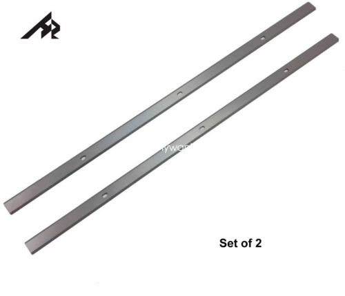 Metabo 13-Inch HSS Planer Blades for Metabo DH330 INTERSKOL PC-330 Set of 2