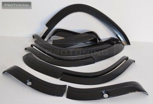 Set Of Arches Extention Addon For VW Tiguan 5N