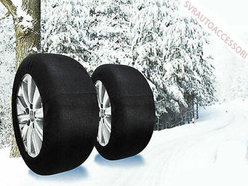 Mis 265 35 R18 Taglia L CALZE DA NEVE PER AUTO SNOW ZERO