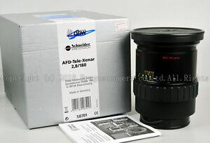 New-Rollei-AFD-Tele-Xenar-180mm-f-2-8-for-Rolleiflex-6008AF-HY6-mod-2-Leaf-AFi
