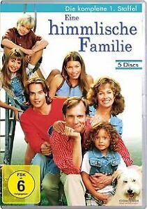Eine-himmlische-Familie-Die-komplette-1-Staffel-5-DVDs-DVD-Zustand-gut