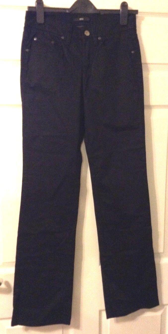 BOSS BOSS BOSS Pantalone da uomo-Taglia 27 34 - colore NERO 99ef93