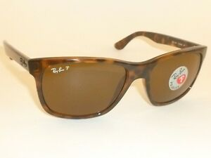 f5963c5259209 New RAY BAN Sunglasses Tortoise Frame RB 4181 710 83 Polarized Brown ...
