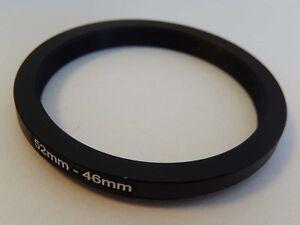 Panasonic Sony Step Down Adaptador del filtro metal 67mm 55mm  para Olympus