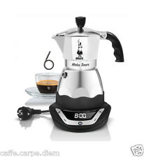 Bialetti Moka elettrica easy Timer 6 tazze Dama eletric epresso maker coffee