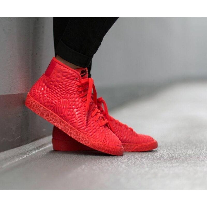 Nike Blazer Mid DMB Bright Bright Bright Crimson 807455-600 WMN Sz 7.5 bce84f
