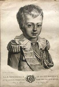 S-A-R-MONSEIGNEUR-LE-DUC-DE-BORDEAUX-034-PORTRAIT-034-1820