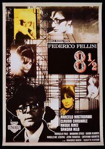 Manifesto-Otto-And-Half-8-1-2-Frederick-Fellini-Mastroianni-Claudia-Cardinale