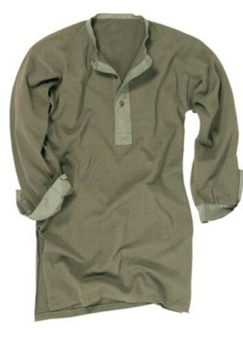 WH Trikothemd Uniform Wehrmacht Gr 50//52 WK2 WWII Reenactment Shirt Underwear