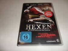 DVD  Hexen - Die letzte Schlacht der Templer