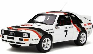 OTTO-MOBILE-591-AUDI-SPORT-model-car-Pikes-Peak-Michele-Mouton-1984-Ltd-Ed-1-18