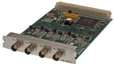 Symmetricom Truetime 86 708 1 N8 Frequency Synthesizer Triax Rs 422 Add In Card