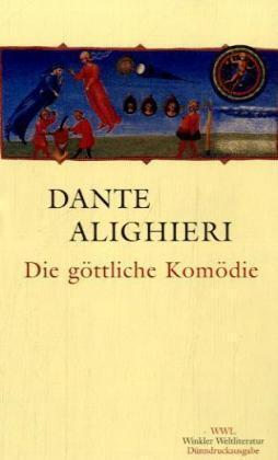die göttliche komödie von dante alighieri (1996, gebundene
