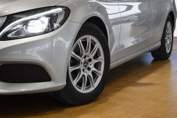 Mercedes C220 d 2,2 aut. - billede 4