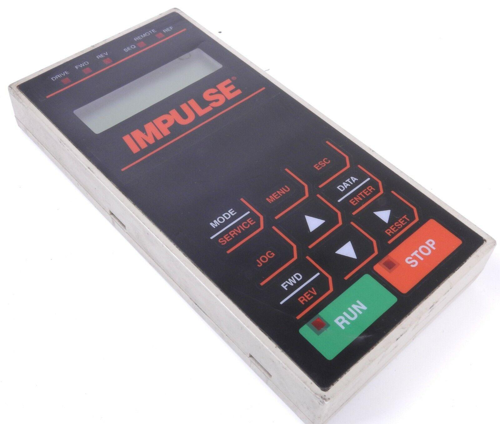 Impulse Electromotive Crane Control Panel