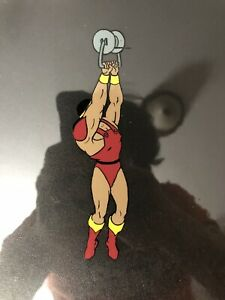 HE-MAN MASTERS OF THE UNIVERSE Original Production Animation Cel MUTO Rago