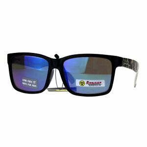 1ae80c4344 Biohazard Kid s Sunglasses Lead Free Stylish Rectangular Fashion ...
