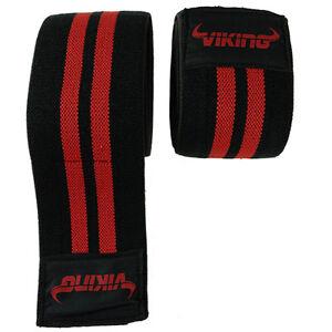 Viking-Knee-Wrap-Black-Red
